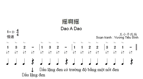 Sheet Dao A Dao